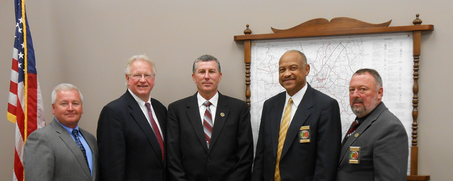Butler County, Alabama Commissioners